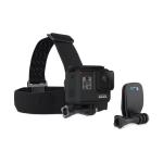 GoPro Head Strap + Qucikclip