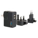 GoPro International Dual-Port Charger